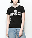 Element PTTP Earth Day Black T-Shirt