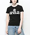 Element PTTP Earth Day camiseta negra