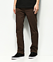 Element Sawyer Brown Casual Pants