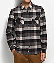 Element Tacoma 2.0 camisa de franela negra