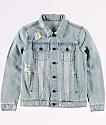 Elwood Boys Trucker Light Blue Denim Jacket