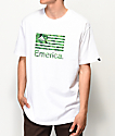 Emerica Pure Flag White T-Shirt