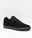 Emerica Reynolds G6 Vulc Black Skate Shoes