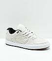 Emerica Reynolds G6 White Skate Shoes