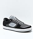Emerica Reynolds G6 zapatos de skate de y ante gris y negro