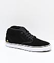 Emerica Wino G6 Mid zapatos de skate en negro y blanco