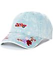 Empyre Announcement gorra béisbol teñido en azul