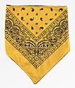 Empyre Arrowwood bandana de cachemir amarillo