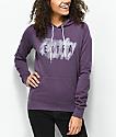Empyre Brealynn Extra Bleach Violet Hoodie