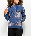Empyre Brealynn Not Today Bleached Blue Hoodie