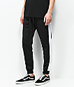 Empyre Caples Black & White Track Pants