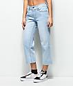 Empyre Cassia jeans pitillos en azul claro