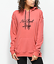 Empyre Dottie No Bad Days Rose Hoodie
