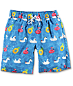 Empyre Dubtub Pool Float Elastic Waist Board Shorts