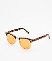 Empyre Emry gafas de sol de carey ámbar