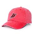 Empyre Fairweather gorra strapback en rojo