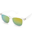Empyre Jax Clear Revo Classic Sunglasses