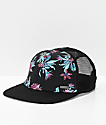 Empyre Kahula Floral Snapback Hat