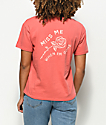 Empyre Kymmie Miss Me Rose Pocket T-Shirt