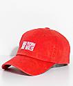 Empyre Make Friends gorra béisbol en rojo