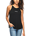 Empyre Manuela Chill Out Black Tank Top