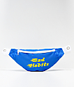 Empyre Onnie Bad Habits Blue Fanny Pack