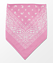 Empyre Paisley Pink & White Facemask