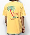 Empyre Paradise Club camiseta amarilla