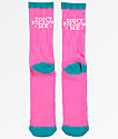 Empyre Pennywise Pink Crew Socks