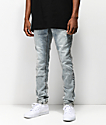 Empyre Recoil Brett Light Blue Super Skinny Denim Jeans