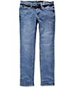Empyre Skeletor pantalones ceñidos en azul