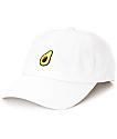 Empyre Solstice Avocado White Baseball Hat