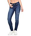 Empyre Tessa pantalones ceñidos oscuros