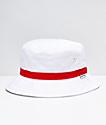 Empyre The Chill sombrero de cubo blanco