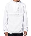 Empyre Transparent chaqueta estilo anorak blanco
