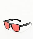 Empyre Vice gafas de sol en negro y rojo