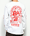 Empyre Way Of The Sword White Long Sleeve T-Shirt