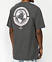 Empyre Worldwide Washed Black T-Shirt