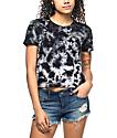 Empyre Yohanna Whatever Black Tie Dye T-Shirt