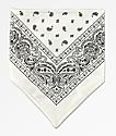 Empyre bandana blanca de cachemir