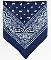 Empyre bandana de cachemir azul marino