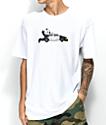 Enjoi FTP Panda camiseta blanca