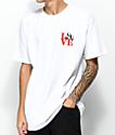 Enjoi Panda Love White T-Shirt