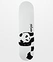 """Enjoi Whitey Panda Wide Logo 8.0""""  Skateboard Deck"""