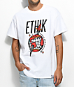 Ethik World Domination White T-Shirt
