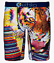 Ethika Boys Glitch Tiger Boxer Briefs