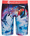Ethika Boys Space Sharks Boxer Briefs