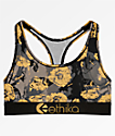 Ethika Flower Terrace Sports Bra