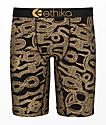 Ethika Gold Snake calzoncillos bóxer para niños