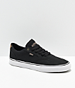 Etnies Blitz zapatos de skate negros